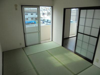 【和室】東住吉ハイツA棟