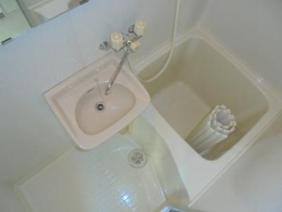 【浴室】ベルフィオーレ駒川