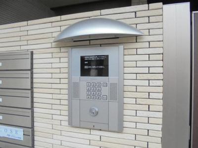 【セキュリティ】フジパレス今川WEST