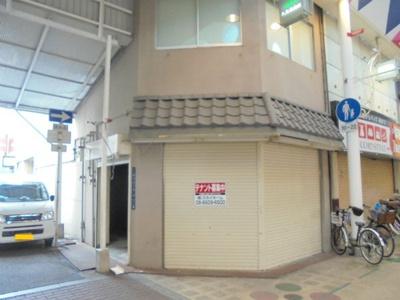 【外観】駒川5丁目川畑様店舗