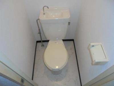 【トイレ】カーサ照ヶ丘4