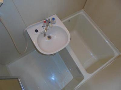 【浴室】カーサ照ヶ丘4