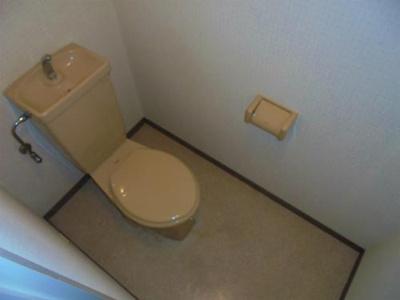 【トイレ】ラ・モードニシカワI