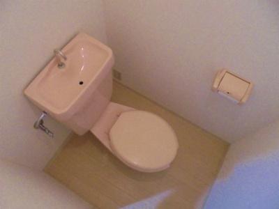 【トイレ】ビロウズコマガワパート1