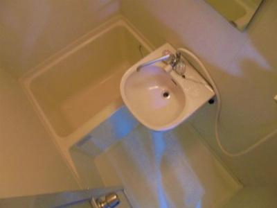 【浴室】ビロウズコマガワパート1