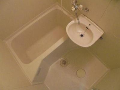 【浴室】ビルシャナ長居
