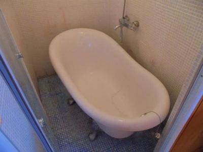 【浴室】ヴィーコロ針中野