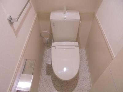【トイレ】セジュール照ヶ丘