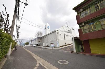 【周辺】藤和コアティ高槻ハイタウンA棟 (株)Roots
