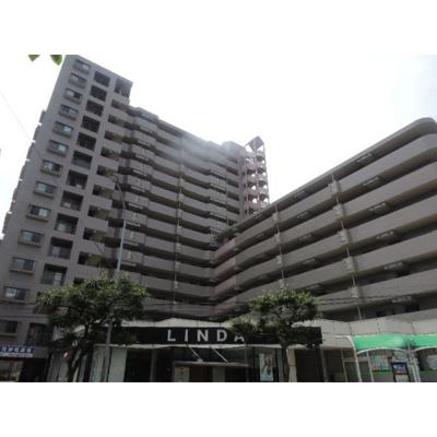 【外観】西新中央パークマンション