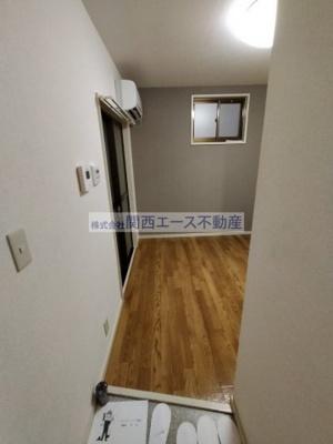 【玄関】ハイツ菱屋