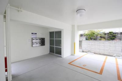 【駐車場】ディアコートSⅡ