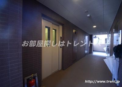【その他共用部分】プレールドゥーク文京茗荷谷