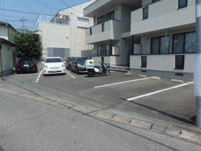 駐車場付 『深澤マンション 』