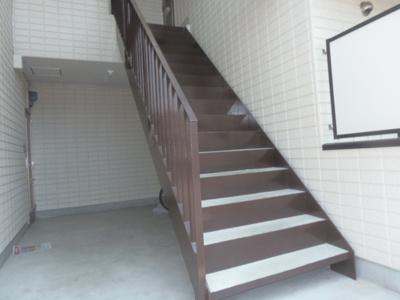 共用階段 『深澤マンション 』