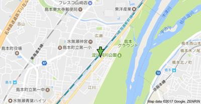 【地図】FOREST山崎 (株)Roots