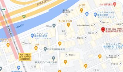 【地図】TYビル