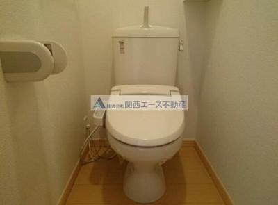 【トイレ】ベルフルールN・K