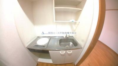 【キッチン】カーサJ