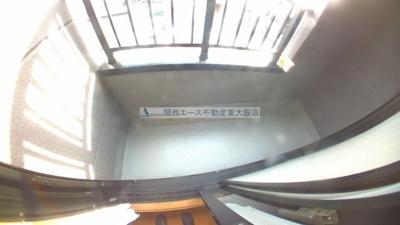 【バルコニー】カーサJ