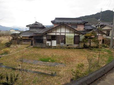 【外観】御油 畑付き中古住宅
