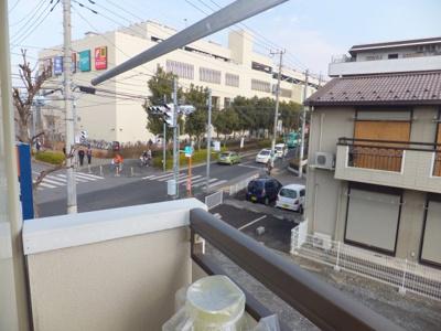 【展望】シティハイムメリーナイス