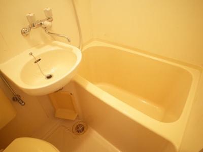 【浴室】ビレッジ1