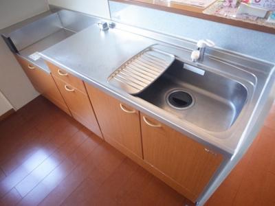 【キッチン】クレールヒル白水