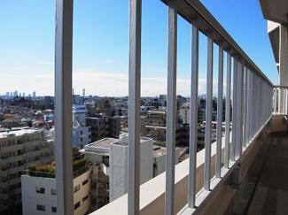 世田谷区下馬6丁目 リノベーションマンション 「下馬ハイライズ」  眺望