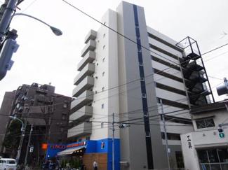世田谷区下馬1丁目 リノベーションマンション 「下馬パークハウス」 外観