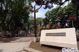 世田谷区若林5丁目 リノベーションマンション パークハイム若林105 大きな公園もあります。