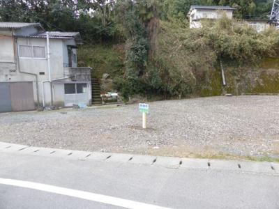 津山市小田中 売土地174坪