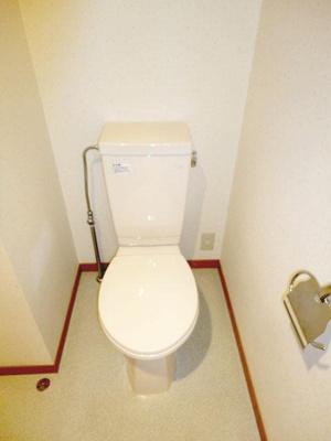 【トイレ】セピアコリーヌ多磨