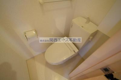 【トイレ】プレッソ新石切