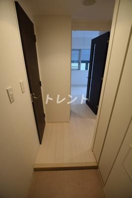 【玄関】レジディア九段下Ⅱ