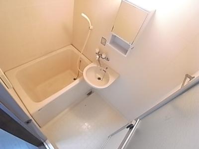 【浴室】ヤマシンビル