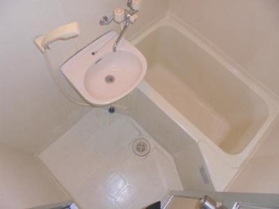 【浴室】ロイヤルビル田辺
