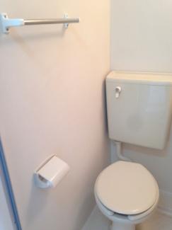 【トイレ】ベルデュール美郷台