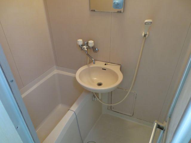 【浴室】ウィンディア森野