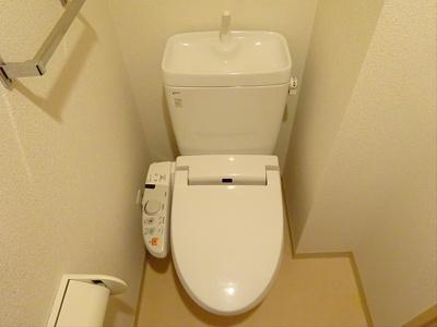 【トイレ】ヴェルト笹塚ツインⅠ