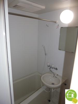 【浴室】Lとみもり