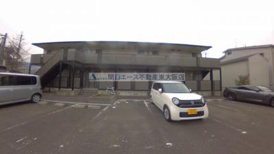 【駐車場】ニードルス