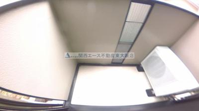 【バルコニー】ニードルス