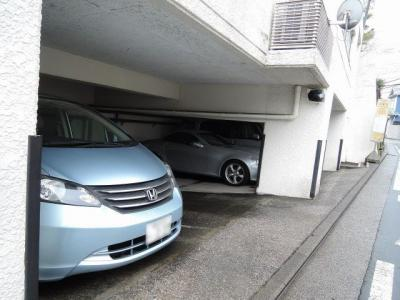 【駐車場】磯子タウンハウス