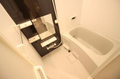 【浴室】ラミアカーサ衣摺