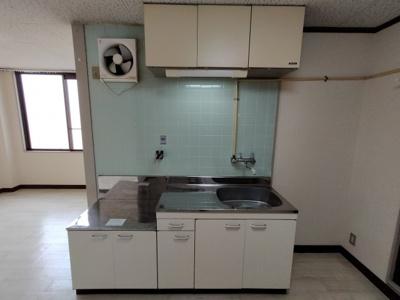 【キッチン】第2山本ハイツ