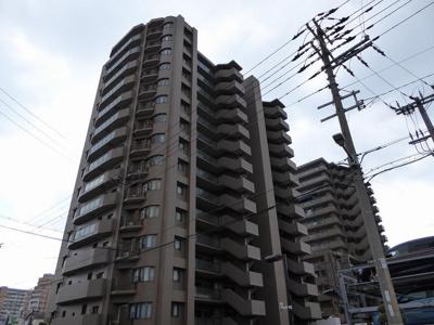 【外観】ルイシャトレ城東関目ブリーズタワー