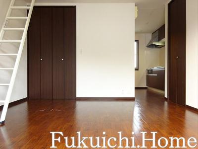 【居間・リビング】オルキス笹塚