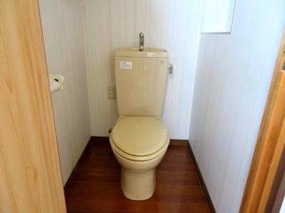 【トイレ】柏原ビル