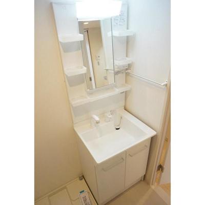 リブリ・MYUの独立洗面台